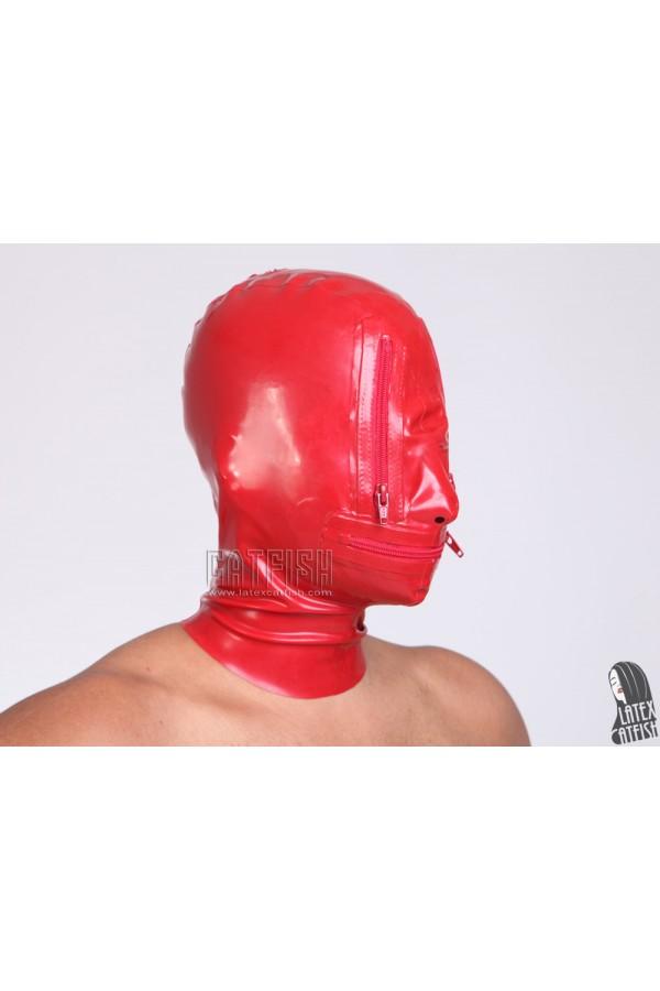 Zippula Bondage Hood